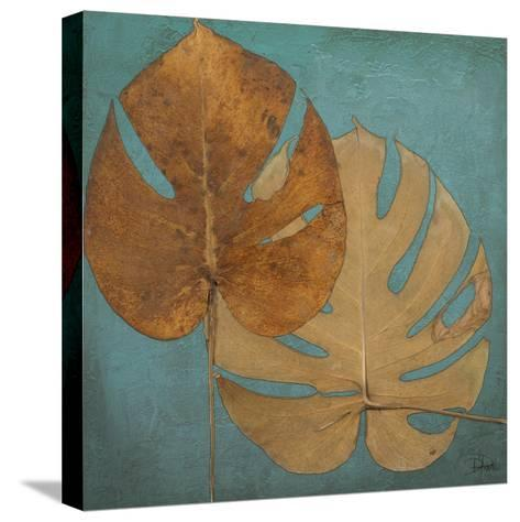 Dry Balazo in Blue II-Patricia Pinto-Stretched Canvas Print