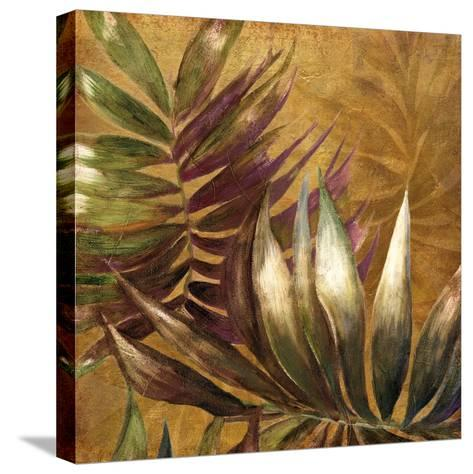 Gathered Palms II-Patricia Pinto-Stretched Canvas Print