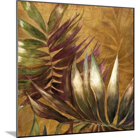 Gathered Palms II-Patricia Pinto-Mounted Premium Giclee Print