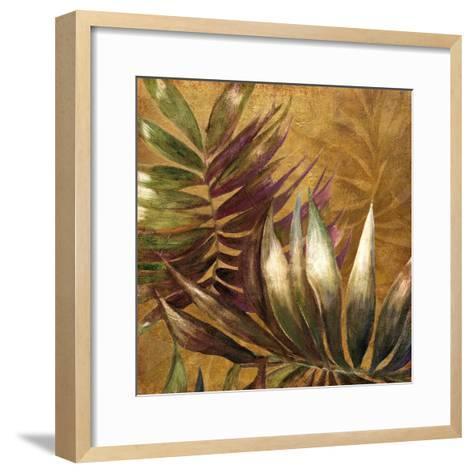 Gathered Palms II-Patricia Pinto-Framed Art Print