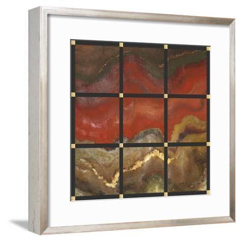 Underground I-Patricia Pinto-Framed Art Print