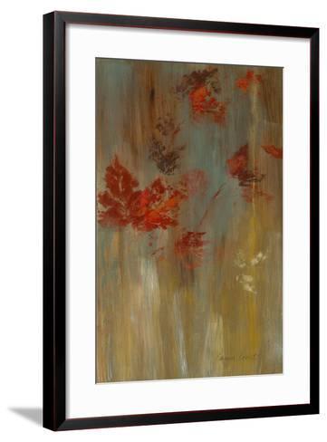 Tranquil Landscape III (Greens)-Lanie Loreth-Framed Art Print