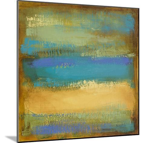 Spring Landscape II-Lanie Loreth-Mounted Premium Giclee Print