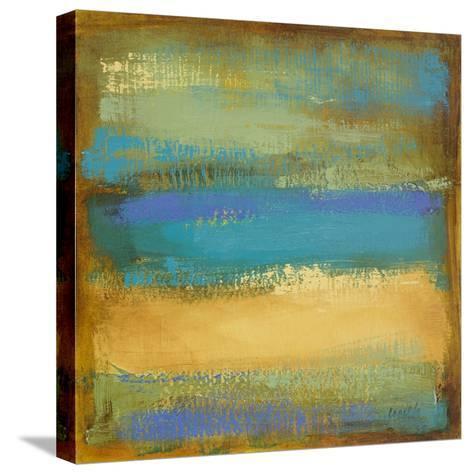 Spring Landscape II-Lanie Loreth-Stretched Canvas Print