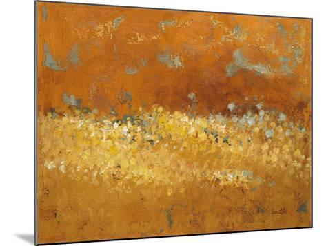 Flower Fields II-Lanie Loreth-Mounted Art Print
