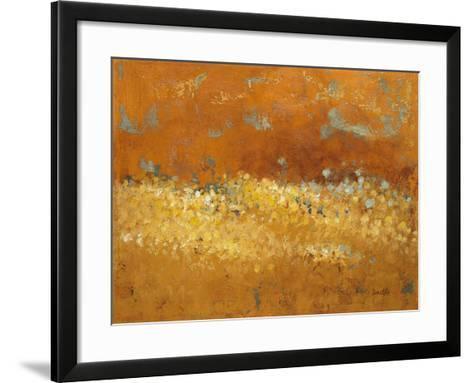 Flower Fields II-Lanie Loreth-Framed Art Print