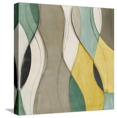 Coastal Teal Coalescence I-Lanie Loreth-Stretched Canvas Print