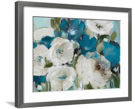 Indigo Power II-Lanie Loreth-Framed Art Print