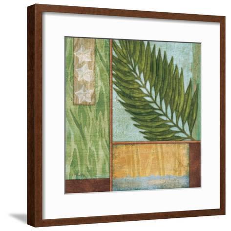 La Palma II-Paul Brent-Framed Art Print