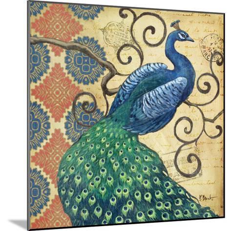 Peacock's Splendor I-Paul Brent-Mounted Premium Giclee Print