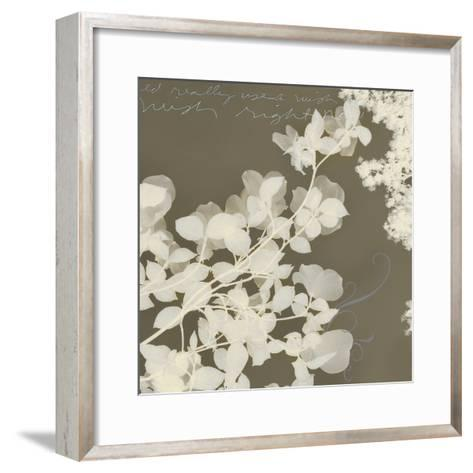 Wishes and Leaves I-Amy Melious-Framed Art Print