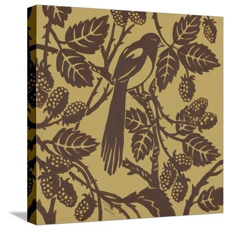Bird Song IV-Gregory Gorham-Stretched Canvas Print