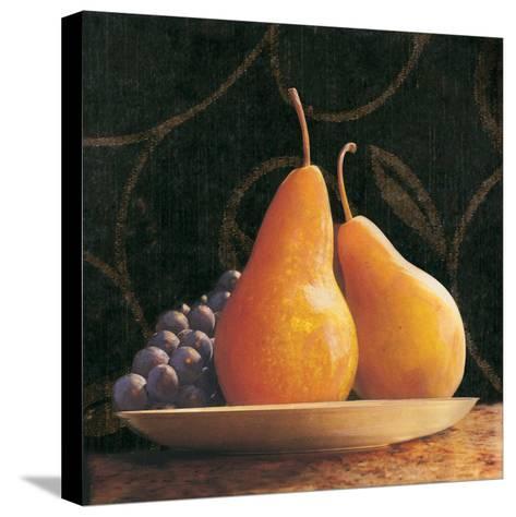 Frutta del Pranzo IV-Amy Melious-Stretched Canvas Print