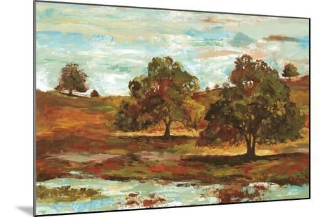 Landscape II-Gregory Gorham-Mounted Art Print