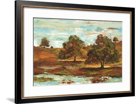 Landscape II-Gregory Gorham-Framed Art Print
