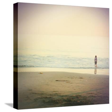Be Here III-Amy Melious-Stretched Canvas Print