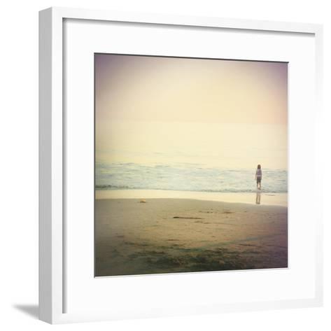 Be Here III-Amy Melious-Framed Art Print