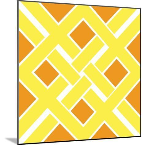 Graphic Pattern IV-N^ Harbick-Mounted Art Print