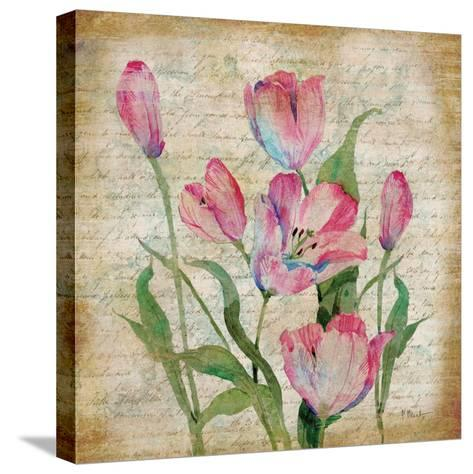 Poetic Garden II-Paul Brent-Stretched Canvas Print