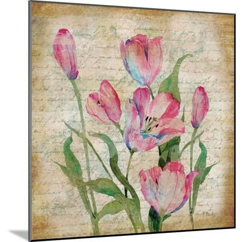 Poetic Garden II-Paul Brent-Mounted Premium Giclee Print