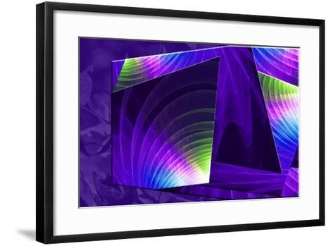 Colorful Planes II-Alan Hausenflock-Framed Art Print