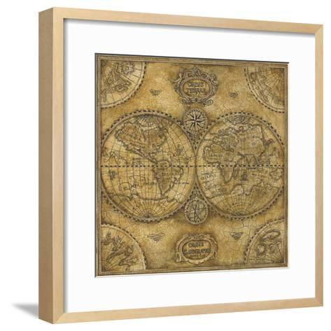 Orbis Torrae-Gregory Gorham-Framed Art Print