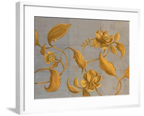 Topaz I-Jennifer Mathews-Framed Art Print