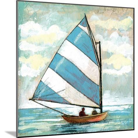 Sailboats I-Gregory Gorham-Mounted Art Print
