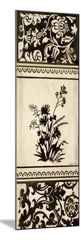 Garden Shadow II-Kimberly Poloson-Mounted Premium Giclee Print