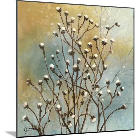 Fall Meadow IV-J^ Adams-Mounted Art Print