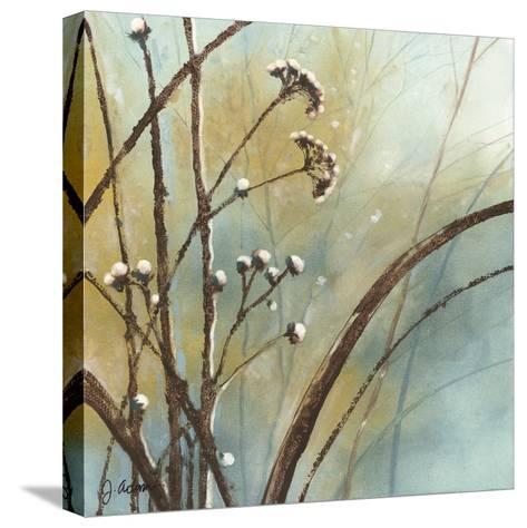 Fall Meadow III-J^ Adams-Stretched Canvas Print