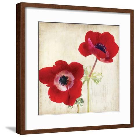 Red II-Amy Melious-Framed Art Print