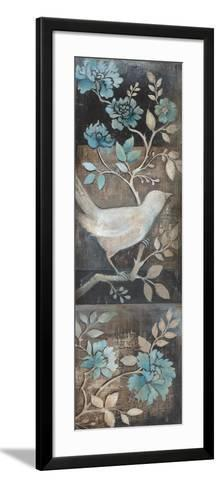 Out of the Blue I-Kimberly Poloson-Framed Art Print