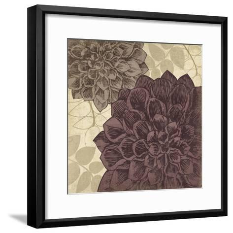 Dahlia I-N^ Harbick-Framed Art Print