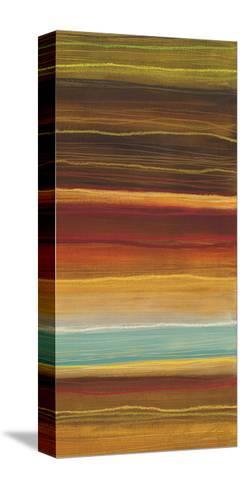 Organic Layers IV-Jeni Lee-Stretched Canvas Print