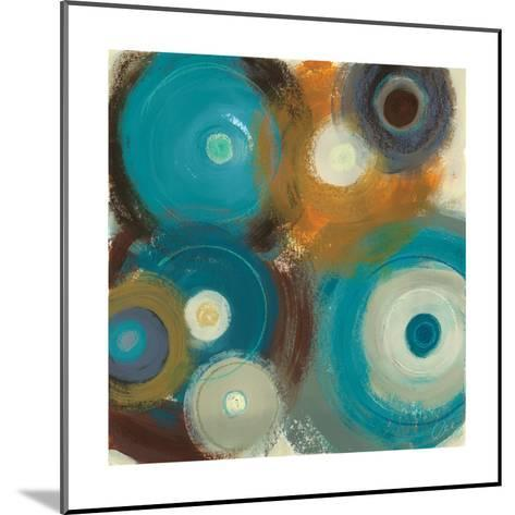 Around the World II-Jeni Lee-Mounted Premium Giclee Print