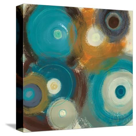 Around the World II-Jeni Lee-Stretched Canvas Print