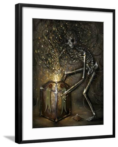 Luminous Flow-Jason Limon-Framed Art Print
