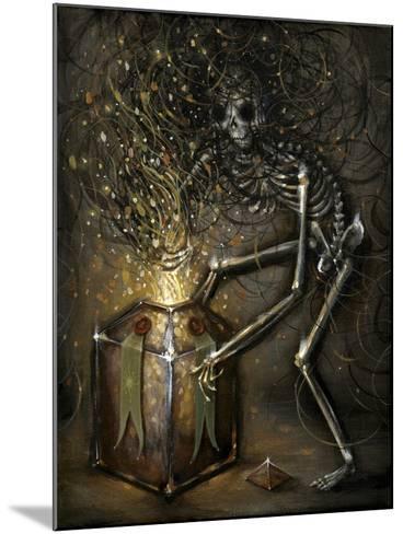 Luminous Flow-Jason Limon-Mounted Giclee Print