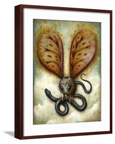 Stop Squirming!-Jason Limon-Framed Art Print
