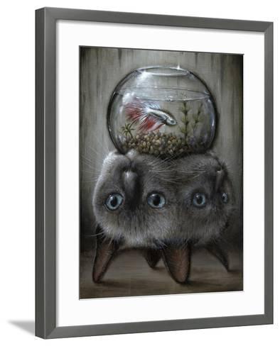Risky Reservoir-Jason Limon-Framed Art Print