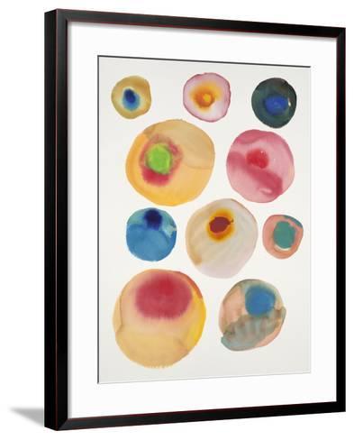 Marble Study-Paulo Romero-Framed Art Print
