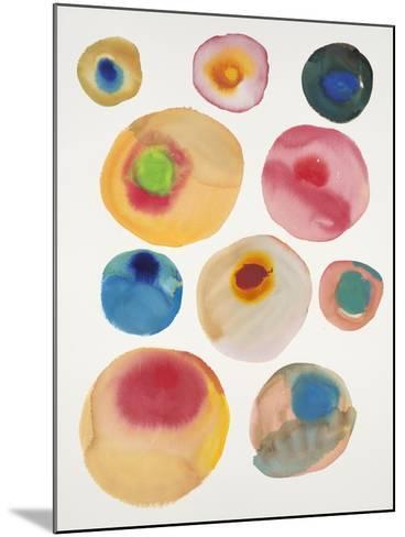 Marble Study-Paulo Romero-Mounted Art Print