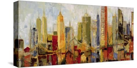 Metro Heights-Dupre-Stretched Canvas Print