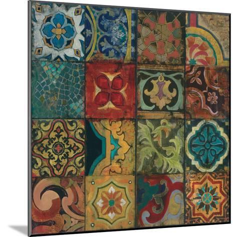 Arabian Nights I-John Douglas-Mounted Premium Giclee Print