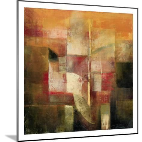 Parallel Following II-John Douglas-Mounted Premium Giclee Print