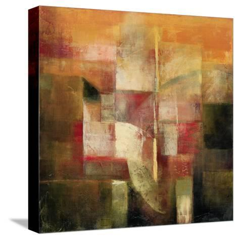 Parallel Following II-John Douglas-Stretched Canvas Print