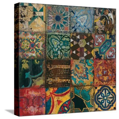 Arabian Nights II-John Douglas-Stretched Canvas Print