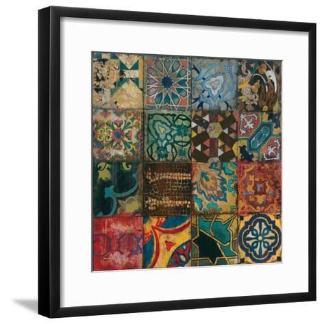 Arabian Nights II-John Douglas-Framed Art Print