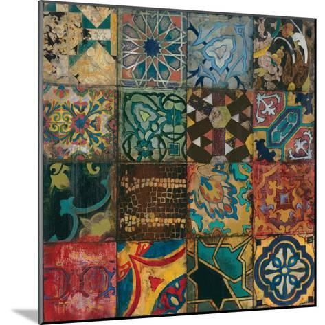 Arabian Nights II-John Douglas-Mounted Premium Giclee Print
